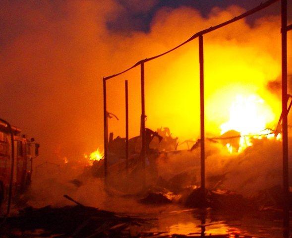 Попередження виникнення пожеж на підприємствах