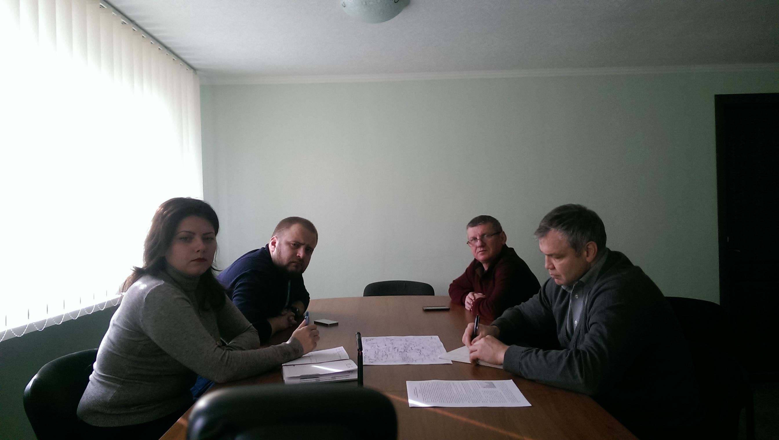 ТПП стала майданчиком для обговорення Програми економічного розвитку сільських територій Донецької області на 2018-2020 роки