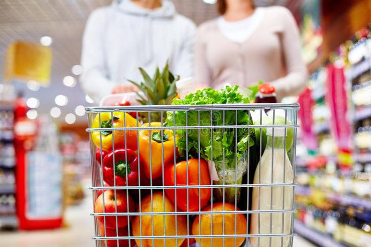 Аналіз середнього рівня роздрібних цін на основні види продовольства станом на 27.04.2018 року