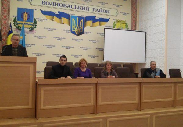 Були проведенні кущові семінар-наради щодо легалізації суб'єктів агропромислового виробництва