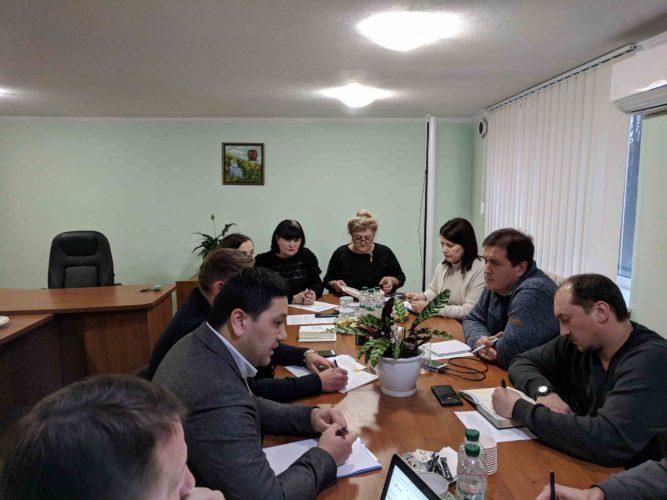 Відбулася зустріч з представниками ФАО
