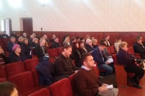 Відбулася обласна семінар-нарада про підвищення ефективності аграрного виробництва