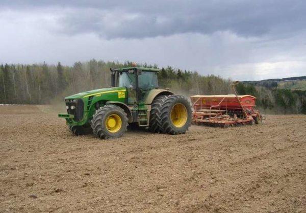 Стан галузі рослинництва в Донецькій області (на 12.03.2019)